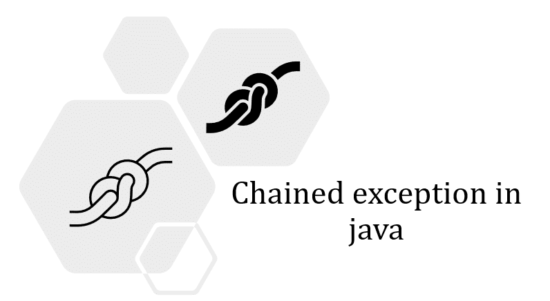 Chained exception in java