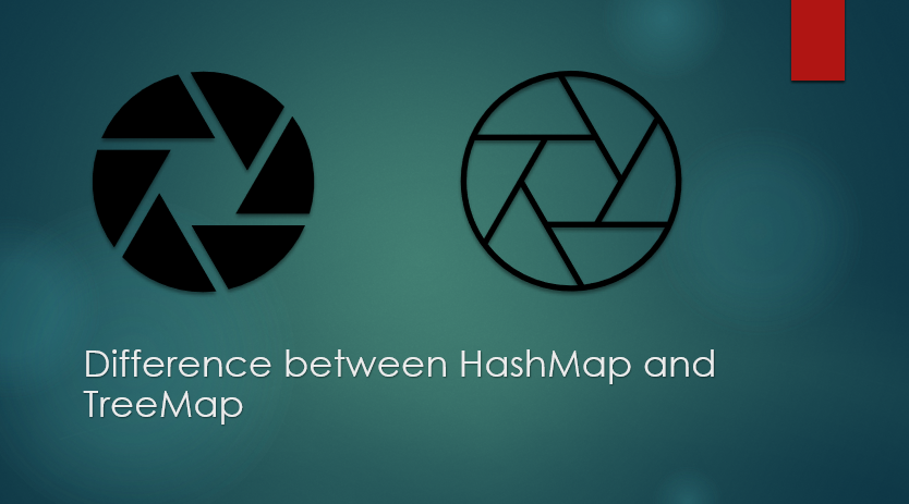 Difference between hashmap and treemap