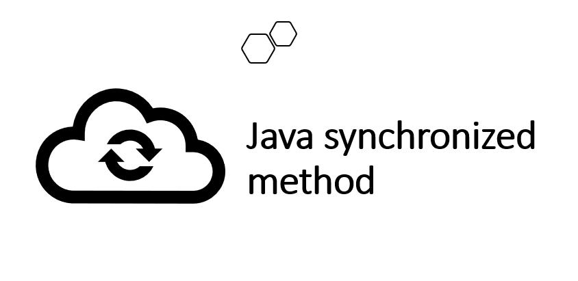 Java synchronized method