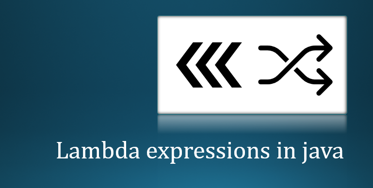 lambda expression java